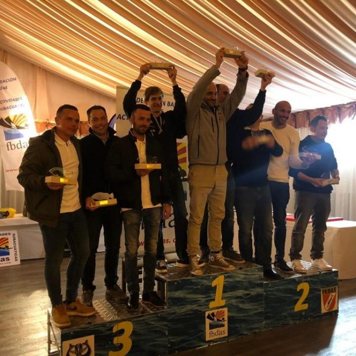 WINNERS OF THE OPEN INTERNATIONAL SEBASTIAN CARBONELL
